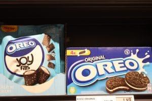 Oreos: vegane Süßigkeiten